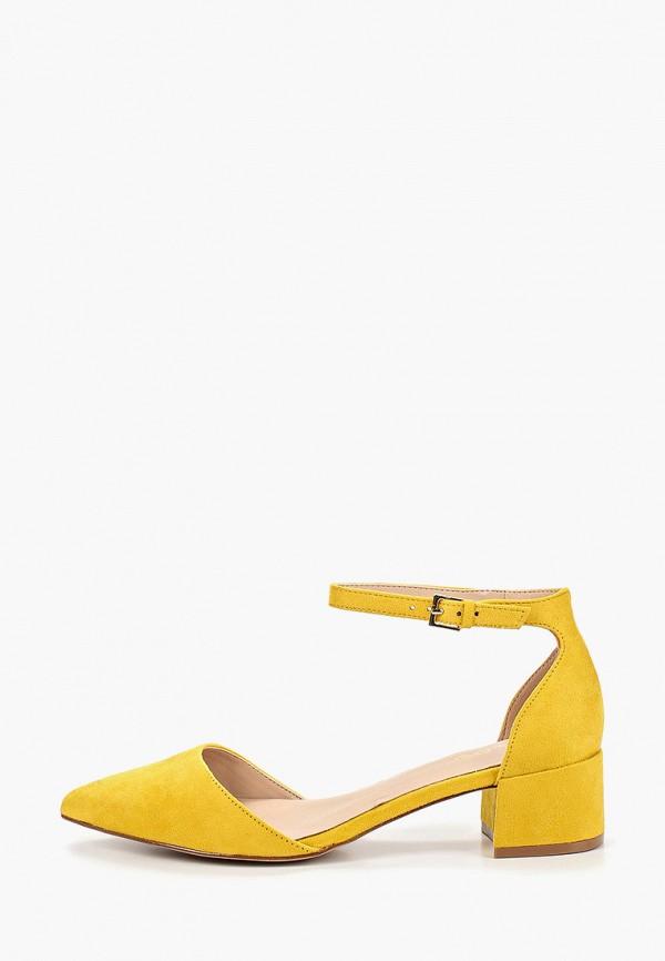 женские туфли aldo, желтые