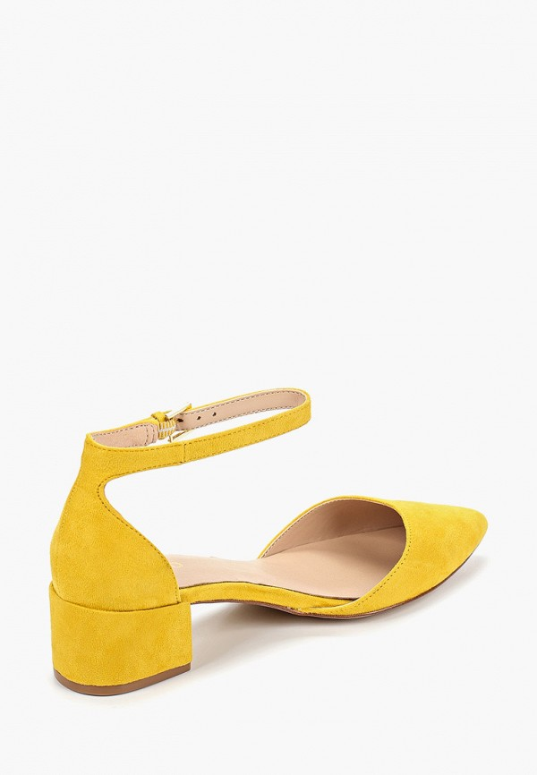 Фото 3 - женские туфли Aldo желтого цвета