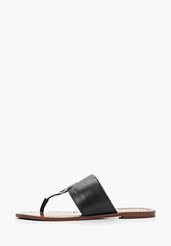 Фото - женские сабо Aldo черного цвета