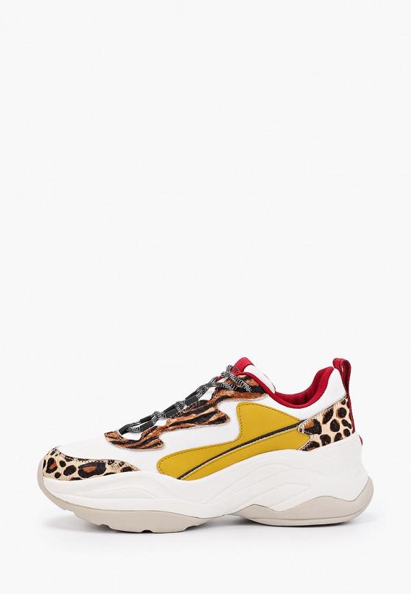 Фото - женские кроссовки Aldo разноцветного цвета