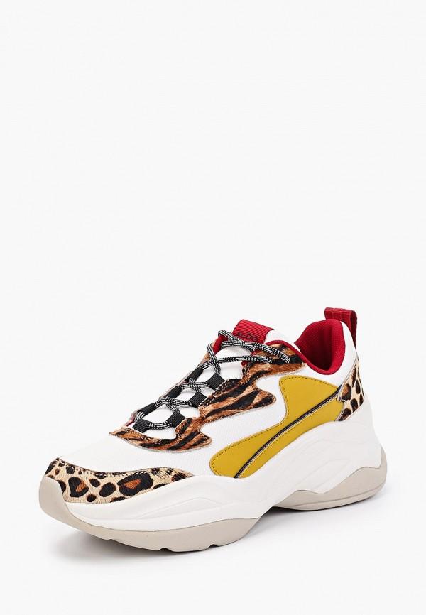 Фото 2 - женские кроссовки Aldo разноцветного цвета