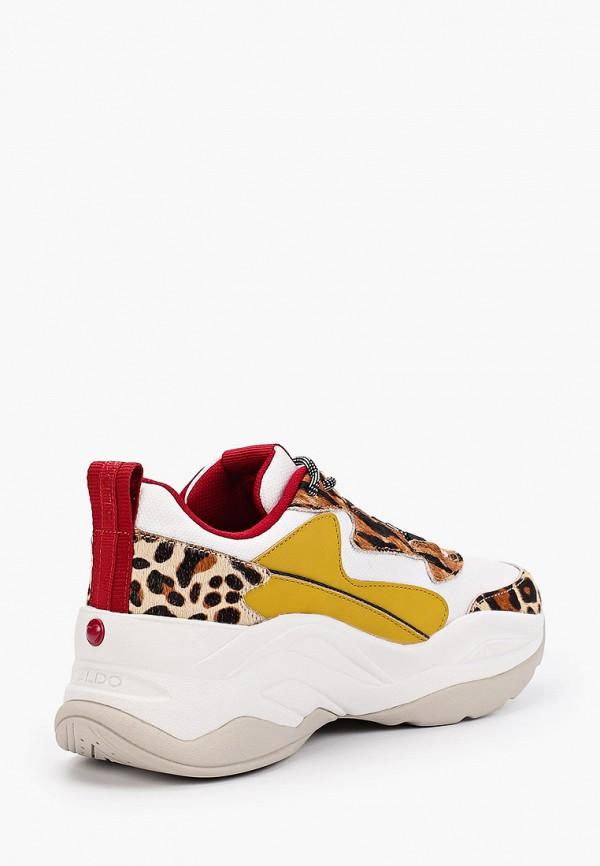 Фото 3 - женские кроссовки Aldo разноцветного цвета