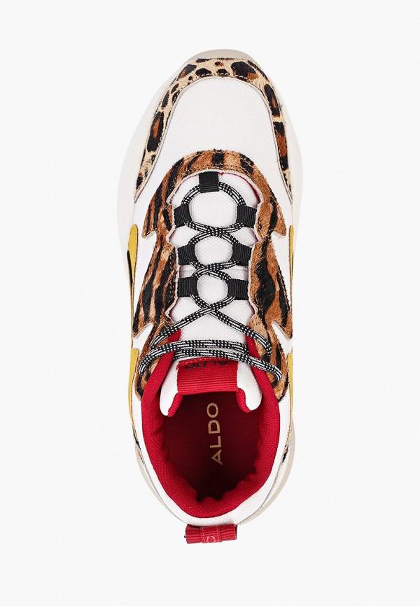 Фото 4 - женские кроссовки Aldo разноцветного цвета