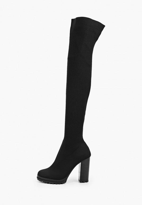 женские ботфорты aldo, черные