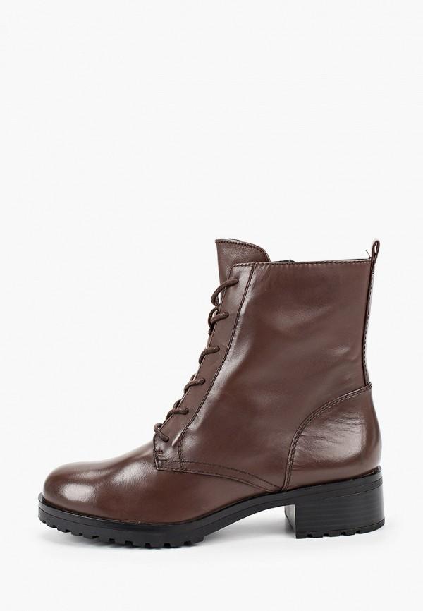 женские ботинки aldo, коричневые