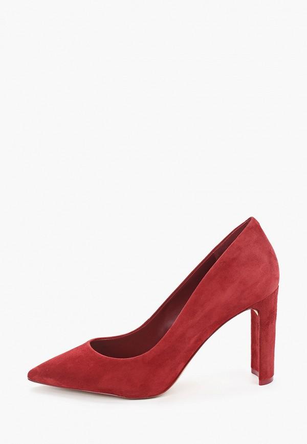 женские туфли aldo, бордовые
