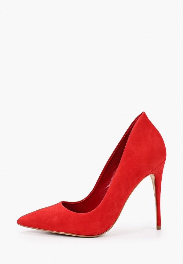женские туфли aldo, красные