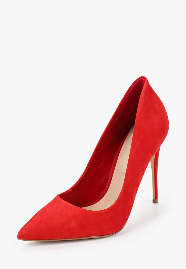 Фото 2 - женские туфли Aldo красного цвета