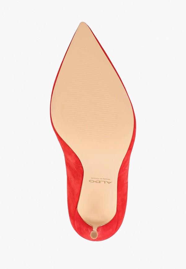 Фото 5 - женские туфли Aldo красного цвета
