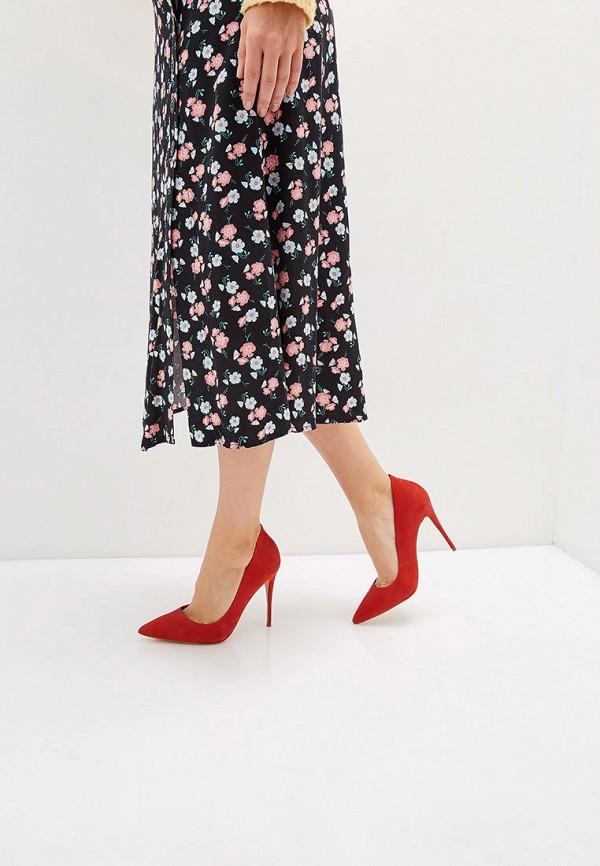 Фото 6 - женские туфли Aldo красного цвета