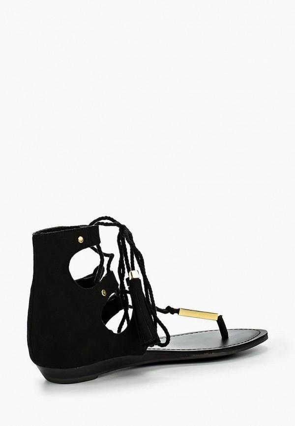 Фото 6 - женские сандали Aldo черного цвета