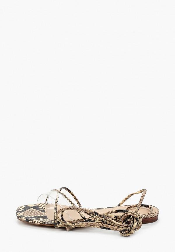 женские сандалии aldo, бежевые
