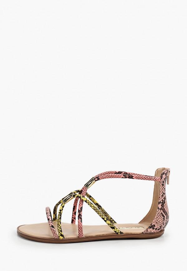 женские сандалии aldo, розовые