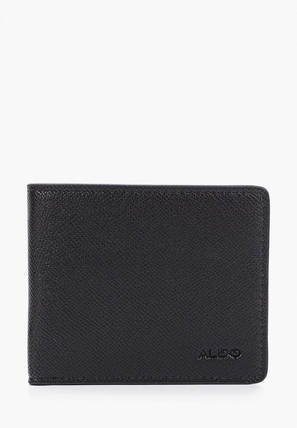мужской кошелёк aldo, черный