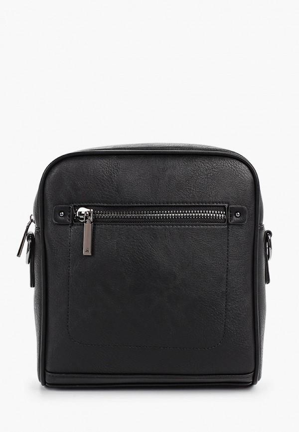 мужская сумка aldo, черная