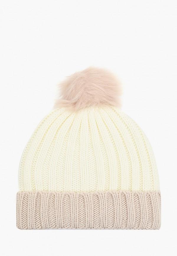 женская шапка aldo, белая