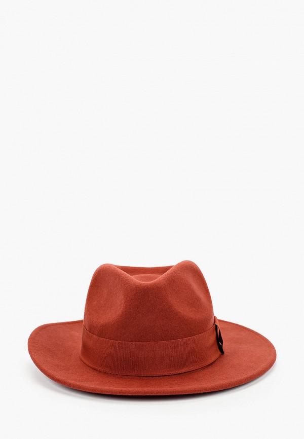 женская шляпа aldo, бордовая