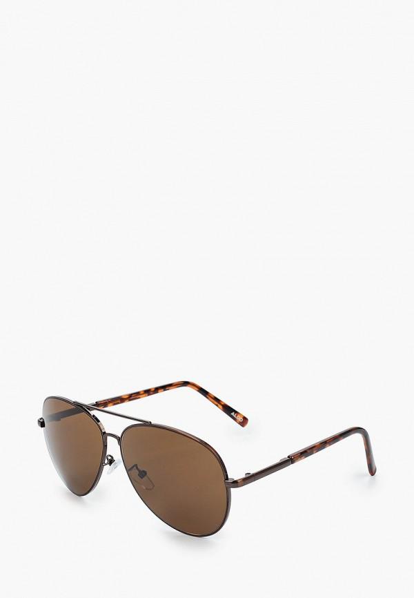 мужские солнцезащитные очки aldo, коричневые