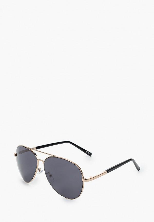 мужские солнцезащитные очки aldo, золотые