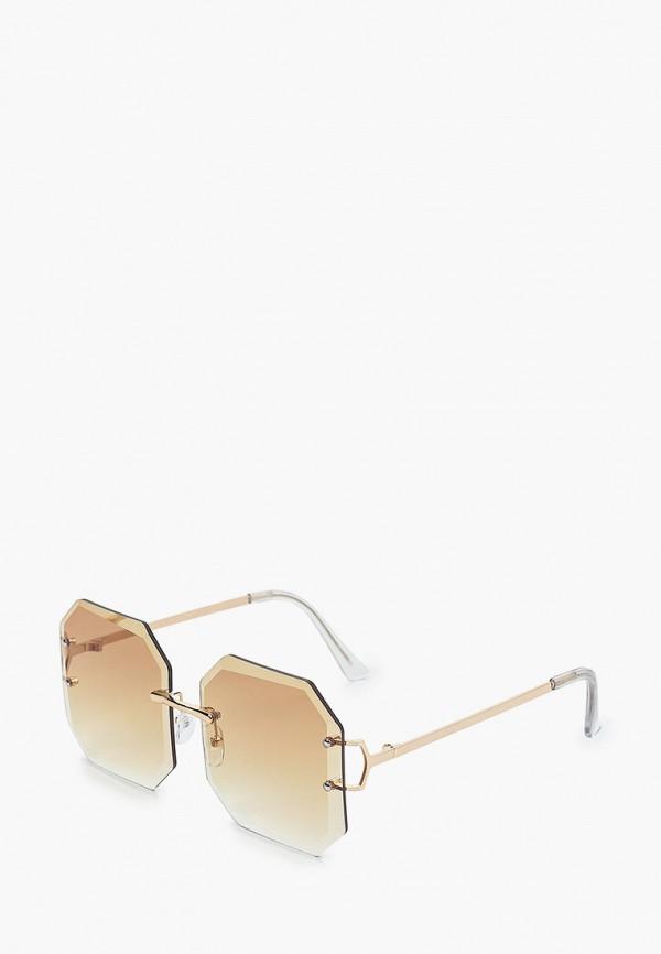 женские солнцезащитные очки aldo, бежевые