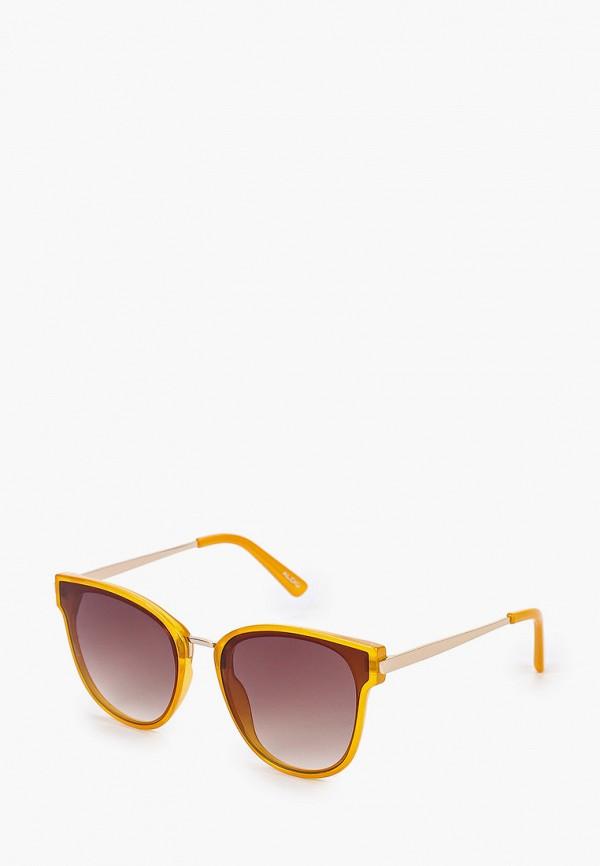 женские солнцезащитные очки aldo, желтые