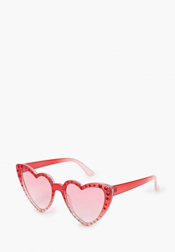 женские солнцезащитные очки aldo, розовые