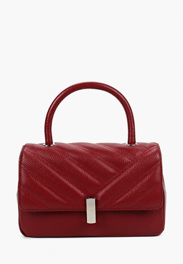 женская сумка allegri, красная