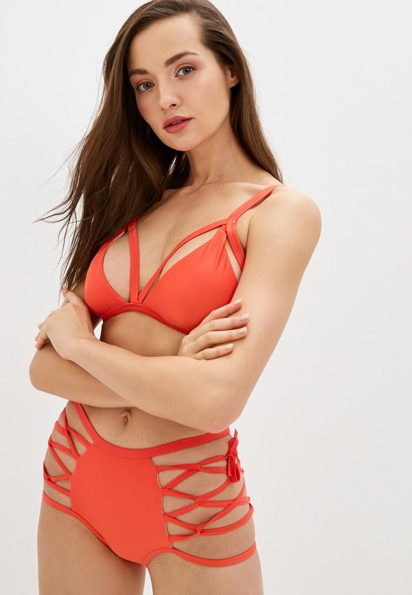 женский купальник allegri, красный