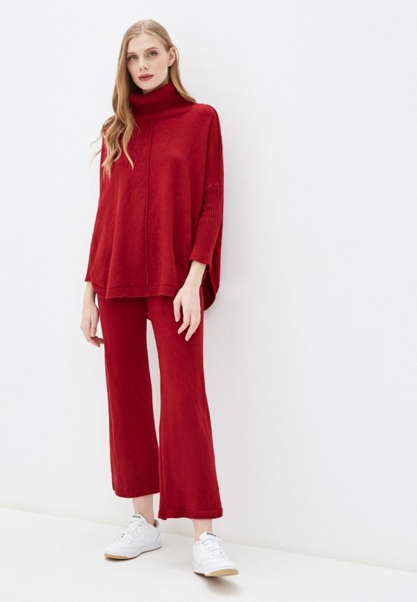 женский костюм allegri, красный