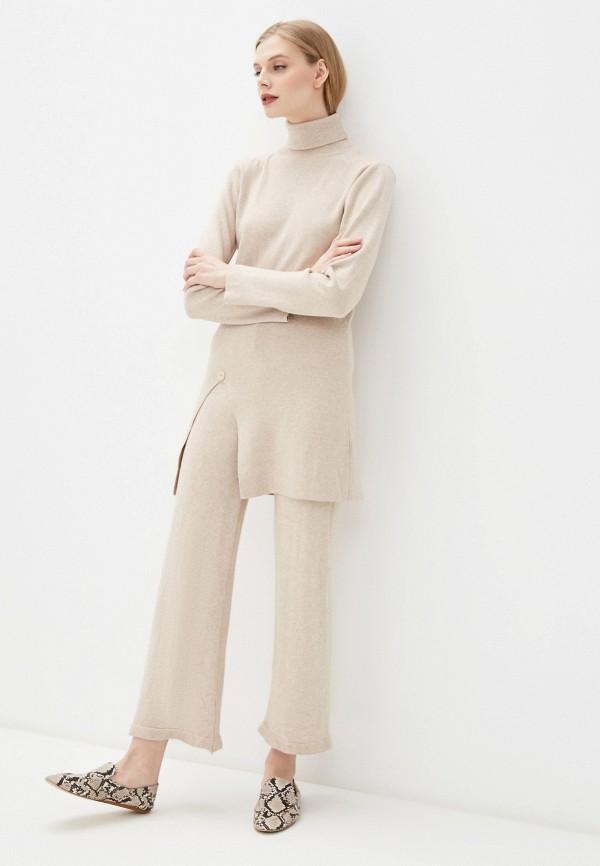 женский костюм allegri, бежевый