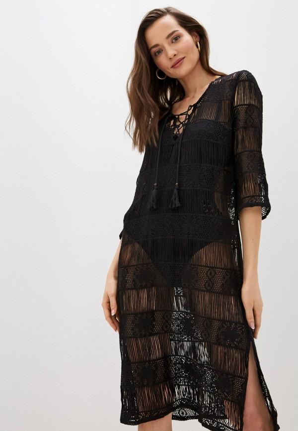 женское платье allegri, черное