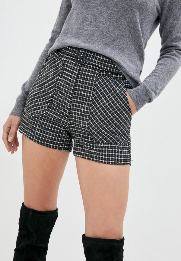 женские повседневные шорты allegri, серые