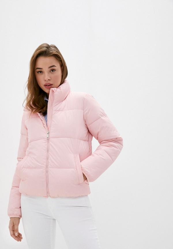 женская куртка allegri, розовая