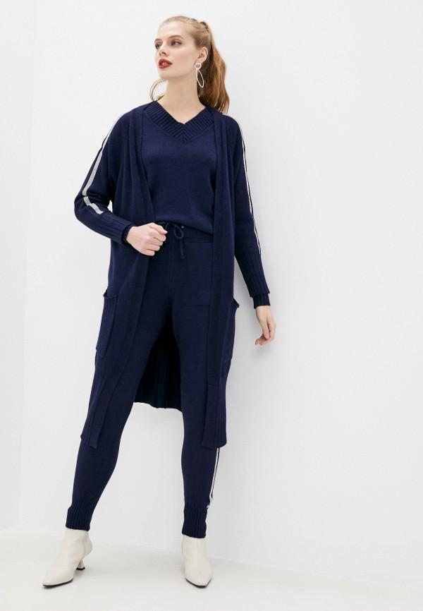женский костюм allegri, синий