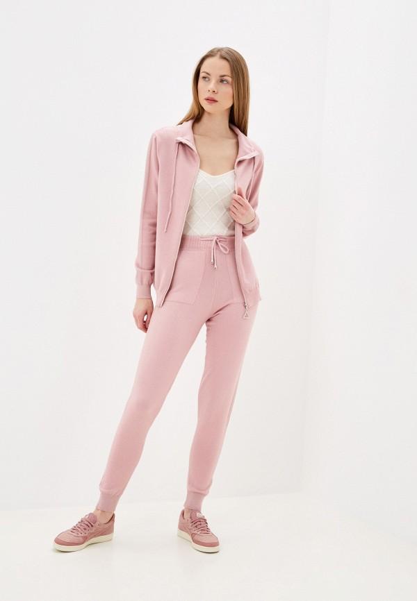 женский костюм allegri, розовый