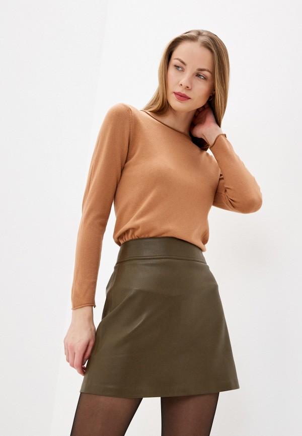 женский джемпер allegri, коричневый
