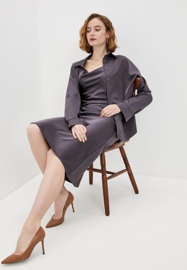 женский костюм allegri, фиолетовый