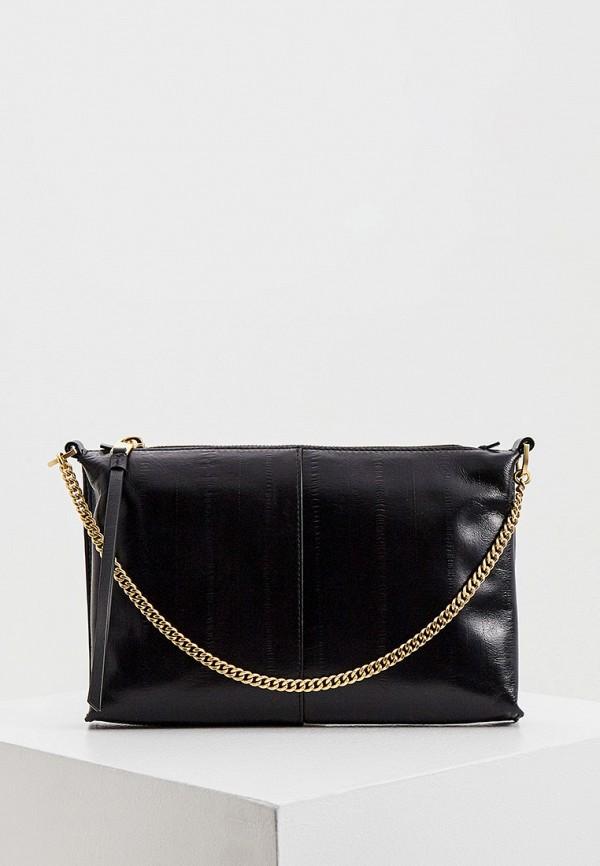 женская сумка allsaints, черная