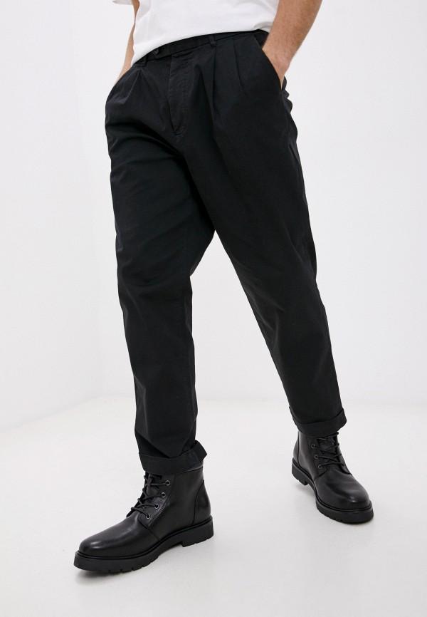 Брюки AllSaints AllSaints MM004V черный фото
