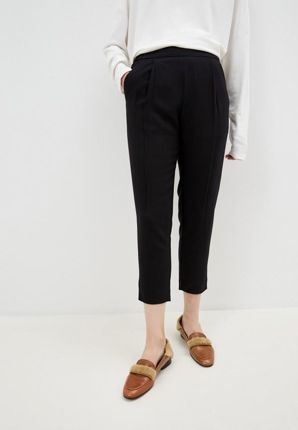 женские повседневные брюки allsaints, черные