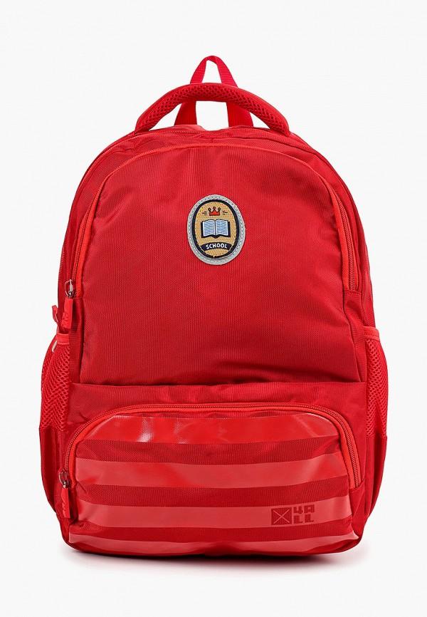 рюкзак 4all для мальчика, красный