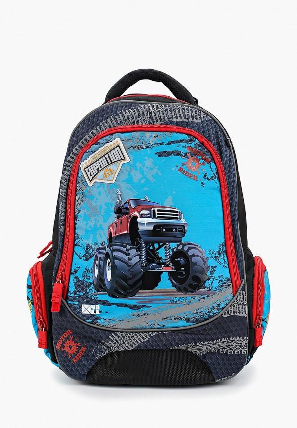 рюкзак 4all для мальчика, разноцветный