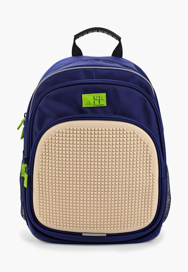 рюкзак 4all для девочки, синий