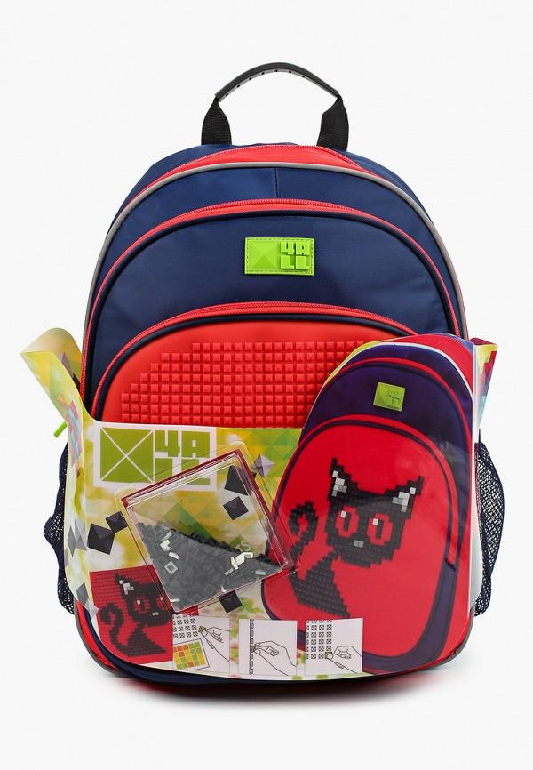 рюкзак 4all для девочки, красный