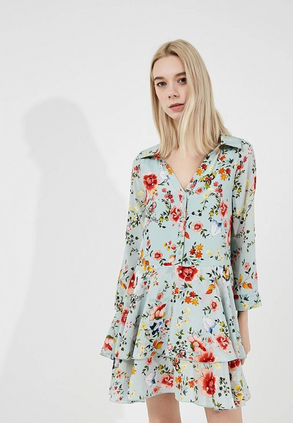 Платье Alice + Olivia Alice + Olivia AL054EWAEQJ4 alice olivia легинсы