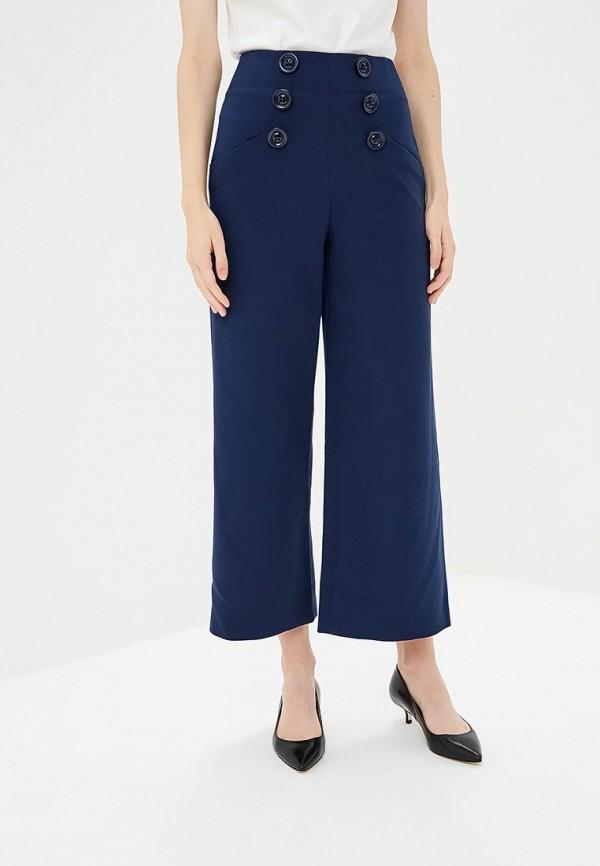 женские повседневные брюки alice + olivia, синие