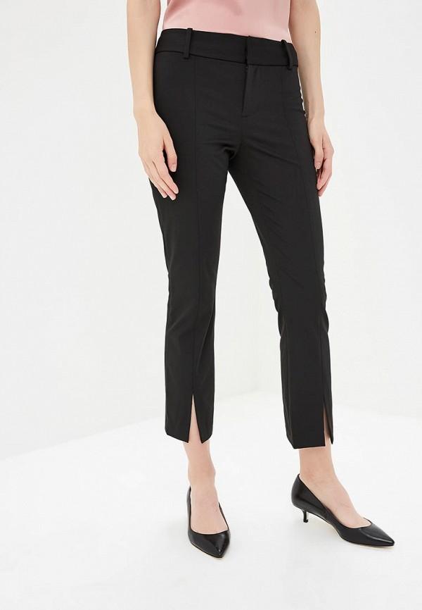 женские классические брюки alice + olivia, черные