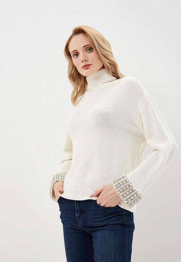 женский свитер alice + olivia, белый