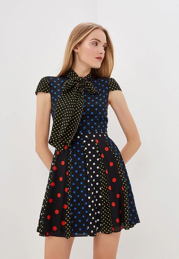 Платье Alice + Olivia Alice + Olivia AL054EWDMZV0 брюки alice olivia alice olivia al054ewdmzu4