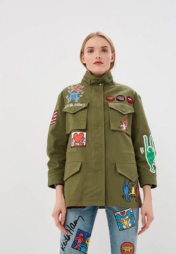 Легкие куртки и ветровки Alice + Olivia
